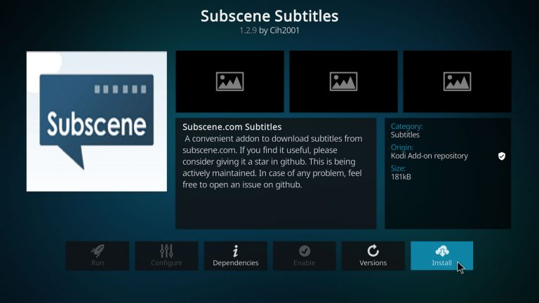 enable subtitles on kodi 17