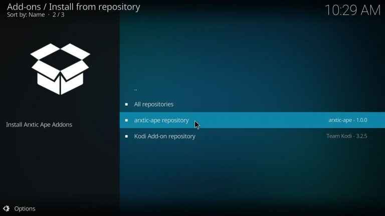 opening arxtic-ape repository